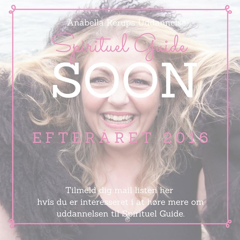 Anabella Spirituel Guide uddannelse