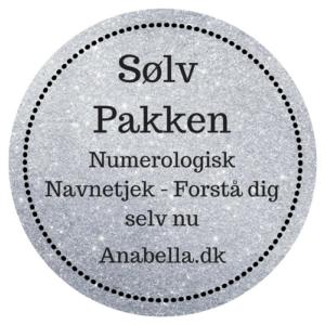 Numerologisk Navnetjek Sølvpakke