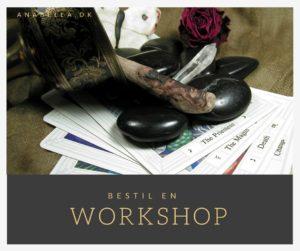 Workshop med Anabella Rerup