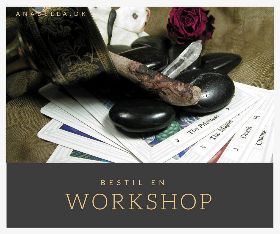 Workshop med Anabella Rerup