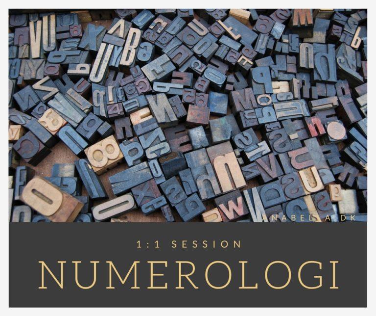 Numerologi session