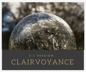 Clairvoyance online session