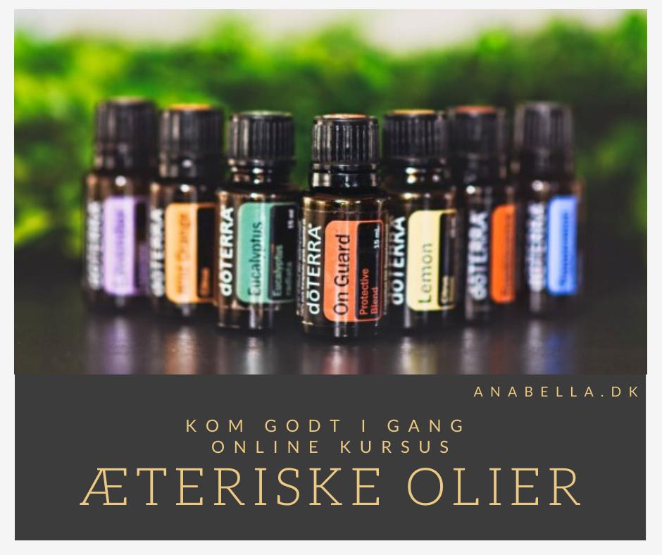 Æteriske-olier-kursus