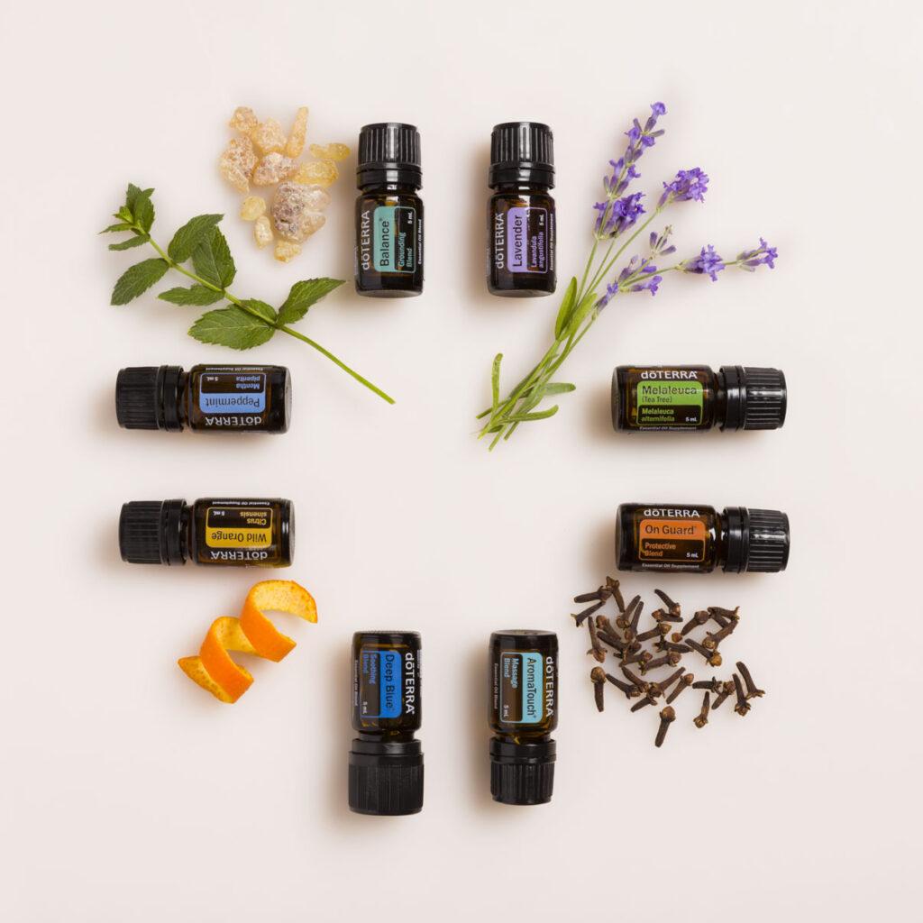 Aroma olier