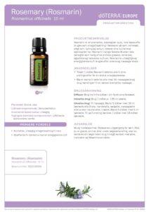 rosemary oil pdf