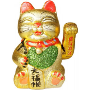 Feng Shui Vinke Kat Happy