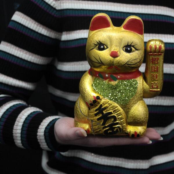 Klassisk Vinke kat
