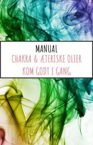 Brugermanual til Online kursus Chakra og aeteriske olier kom godt i gang Final pdf