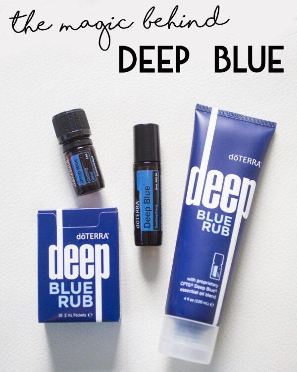 Deep Blue Rub serien