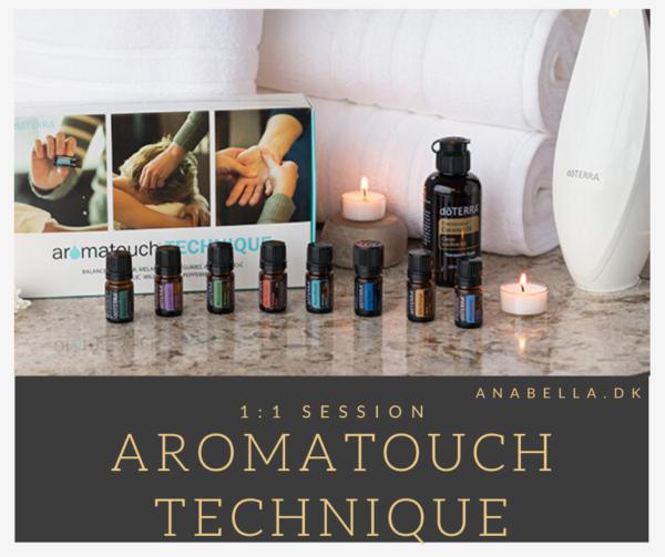 AromaTouch Technique Behandling