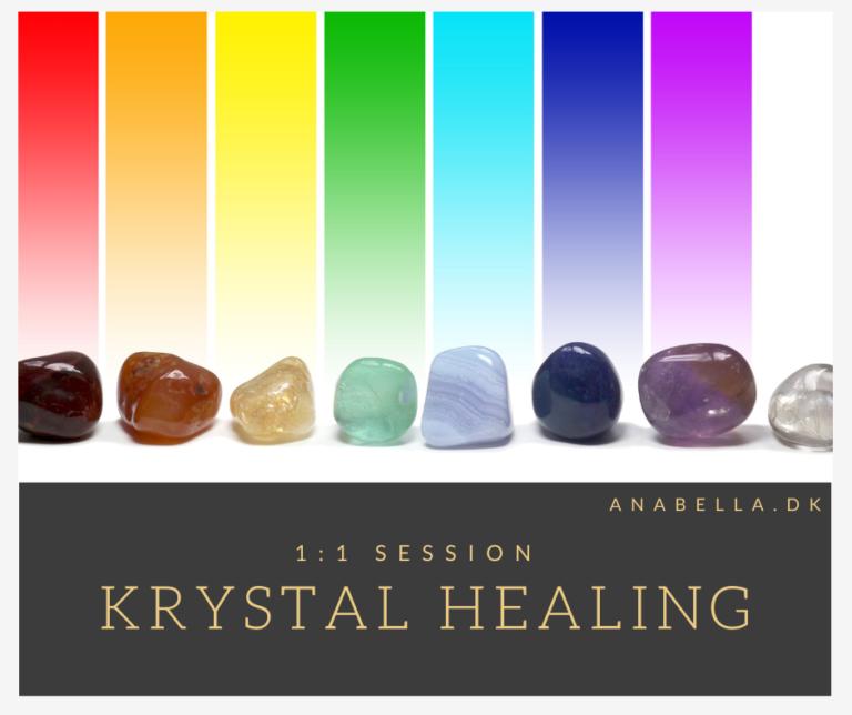 Krystal Healing