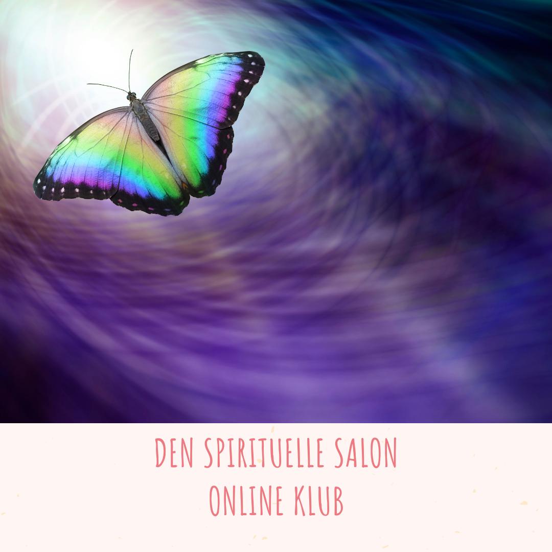 Den Spirituelle Salon Online Klub