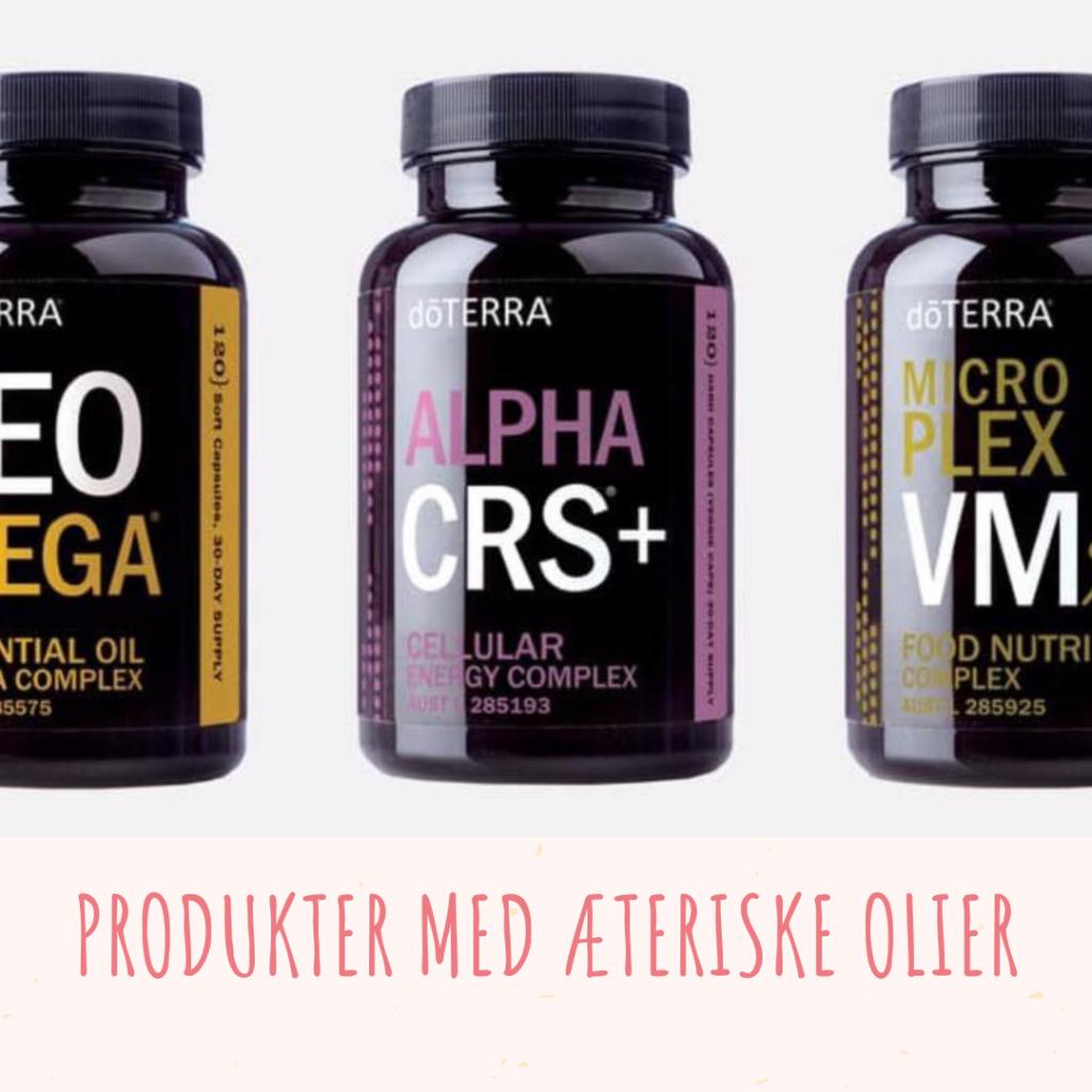 Produkter med Aeteriske Olier3