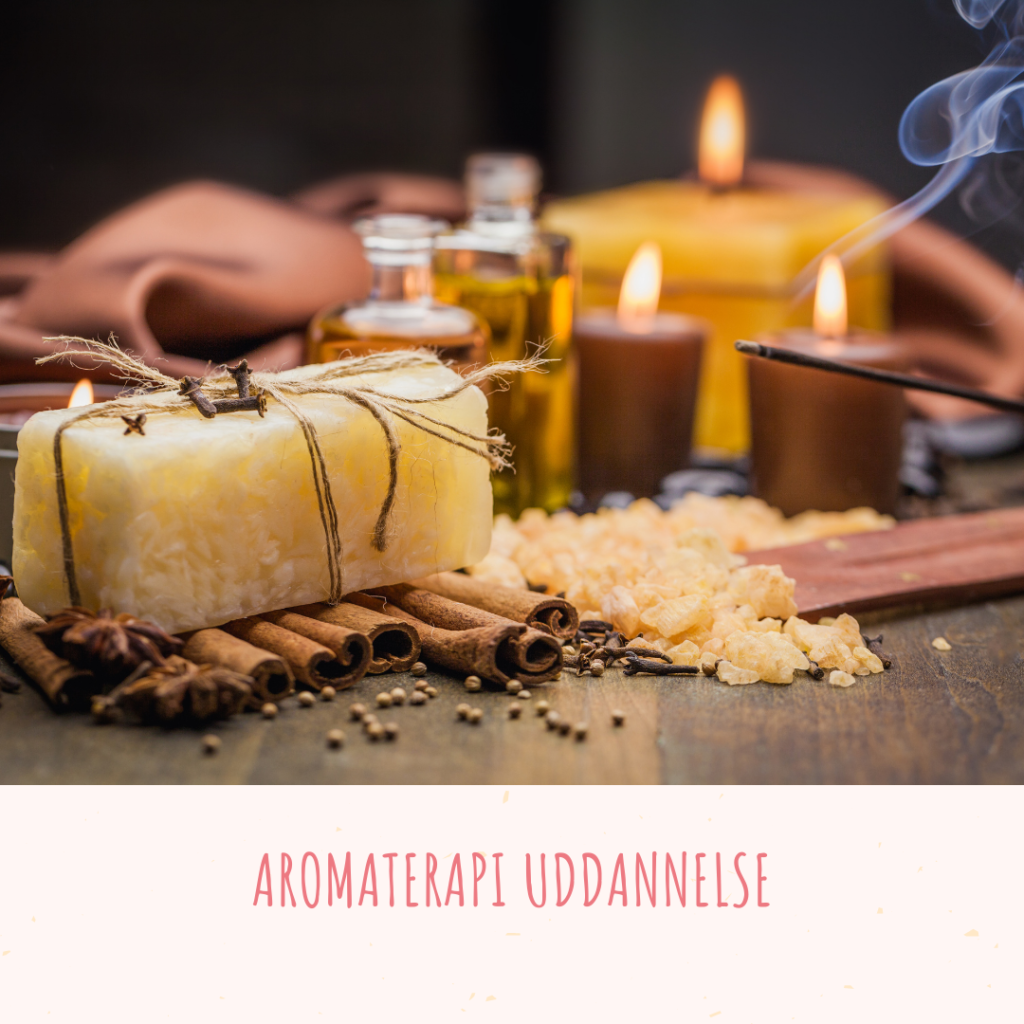 aromaterapi uddannelse