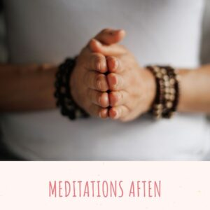 Meditations aften – Rådgivning
