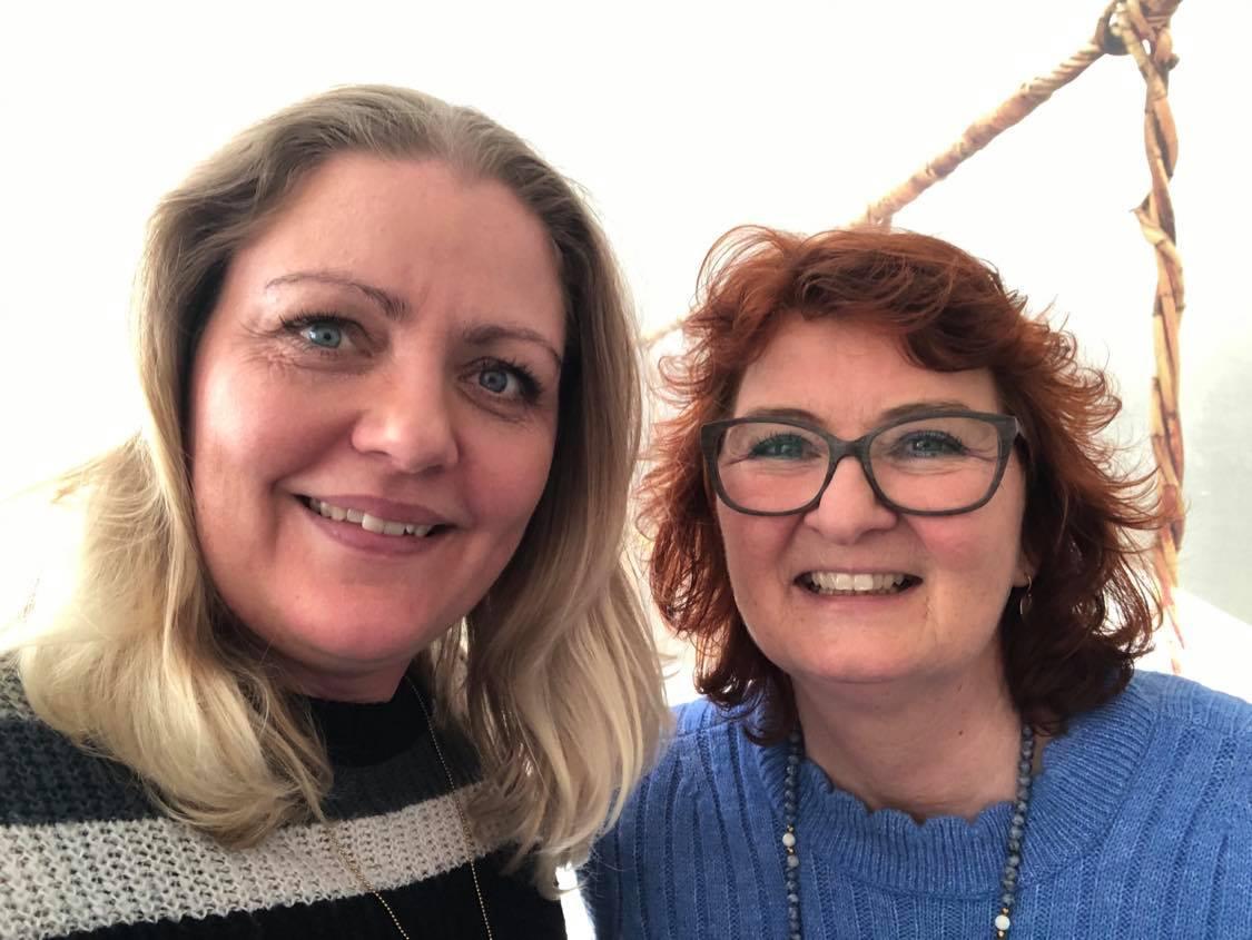 Naturterapi Anabella og Marianne