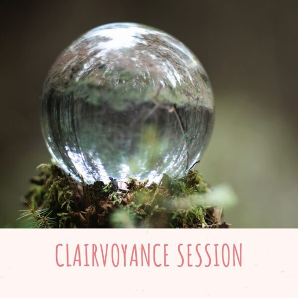 Clairvoyance session