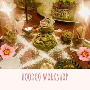 Workshop Hoodoo & Spells