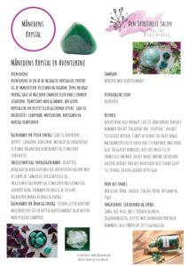 Maanedens Krystal Aventurine pdf