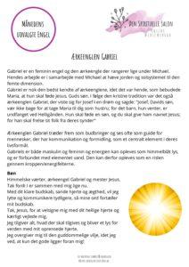 Maanedens udvalgte Engel Gabriel pdf