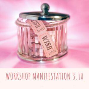 Workshop i Manifestation 3/10-21