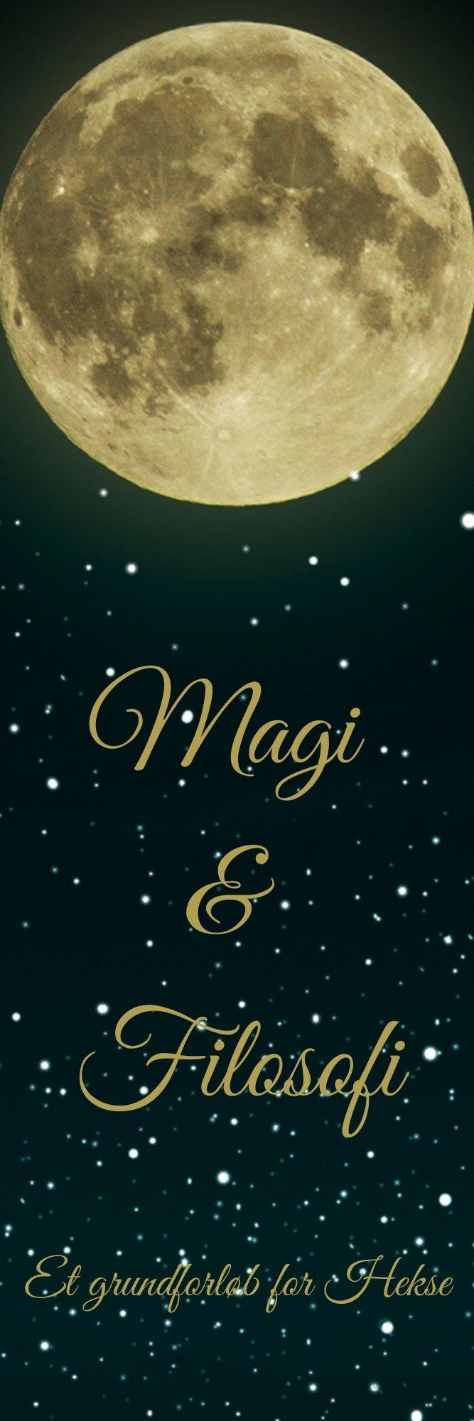 Uddannelse i Magi & Filosofi
