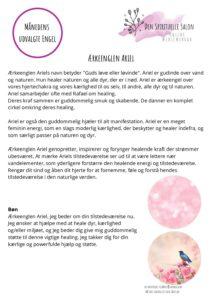 Månedens udvalgte Engel ARIEL pdf